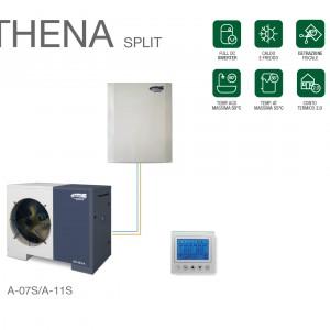 ATHENA SPLIT - Pompa di...